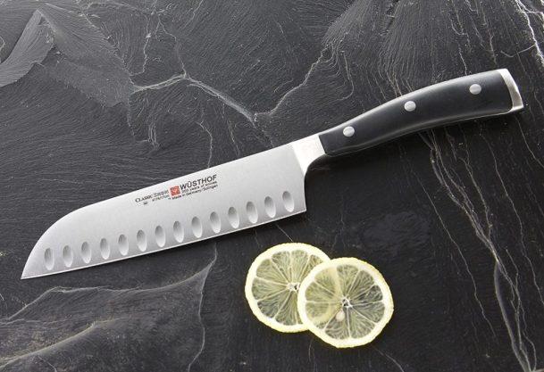 Wusthof Classic Ikon 7 inch Santoku knife