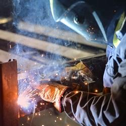 Trailer frame welds