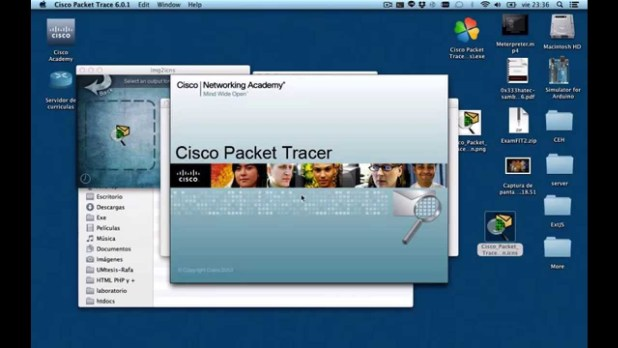 Cisco Packet Tracer 7.0 for Mac