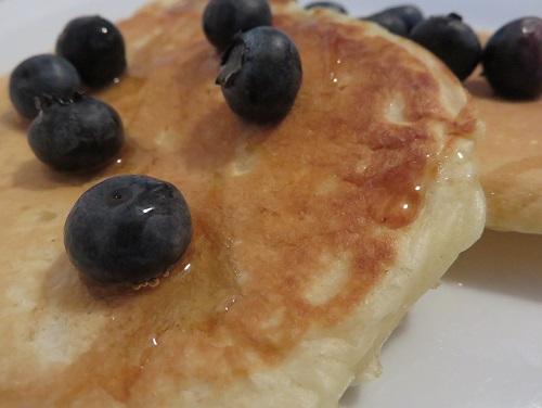 Pancakes sucrés 3