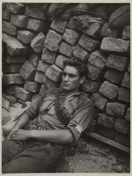 © Robert Doisneau, 23 août 1944- FFI boulevard Saint-Michel et Saint -Germain