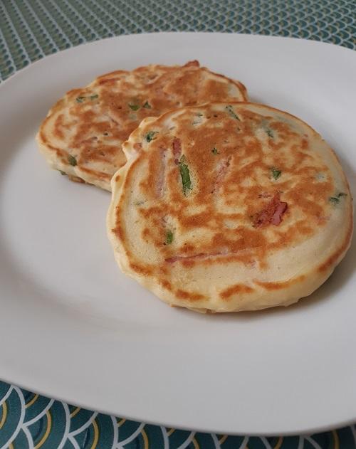pancakes salés 1