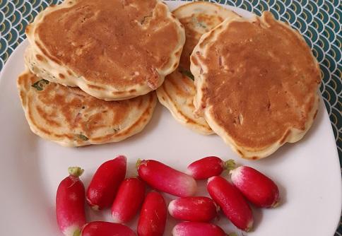 pancakes salés 3