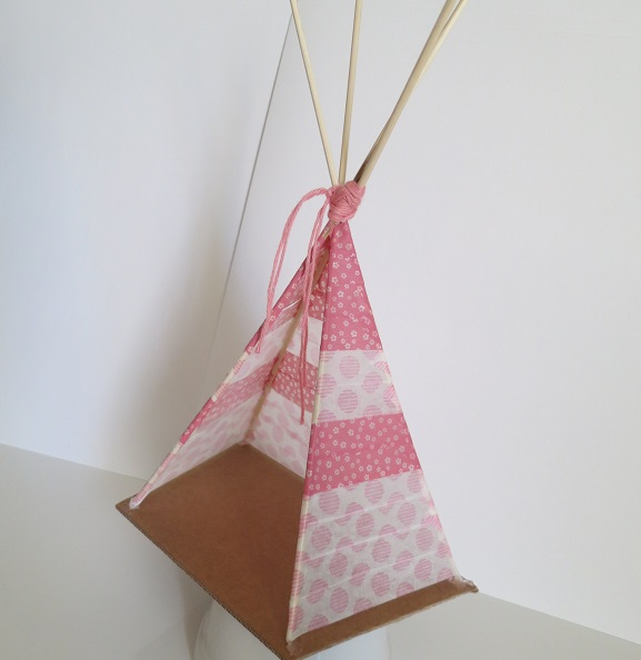 14.DIY INDIAN SIPRIT LE TIPI