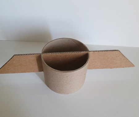 3.Totem carton et gommettes