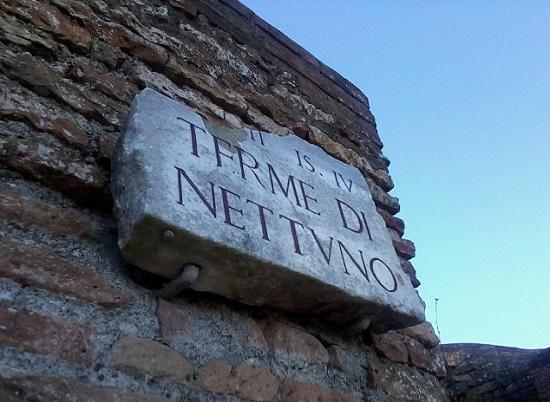 5.OSTIA ANTICA termes de Neptune