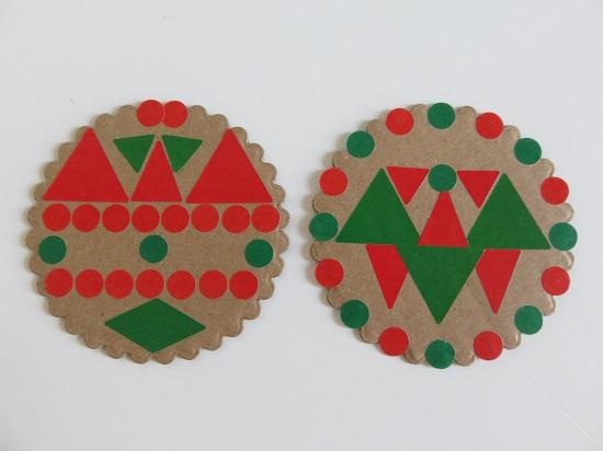 10. les guirlandes de Noël