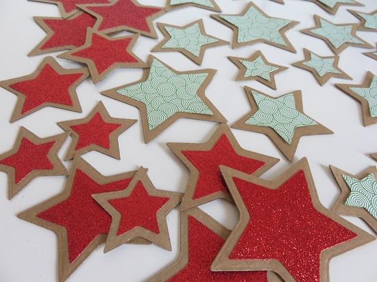 16.les guirlandes de Noël