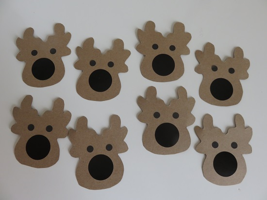 3. les guirlandes de Noël