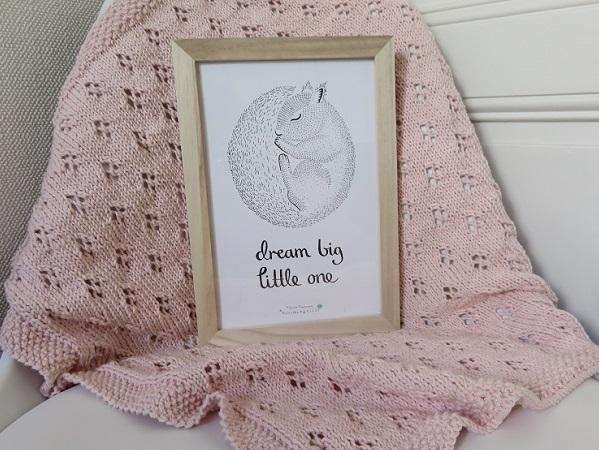 16.Baby blanket II