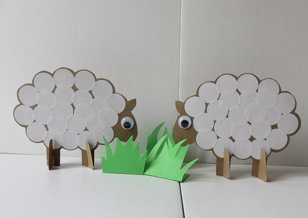 13.Des moutons dans la déco