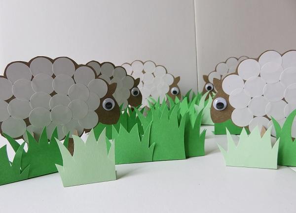15.Des moutons dans la déco