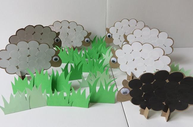 20.Des moutons dans la déco