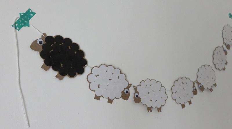 28.Des moutons dans la déco