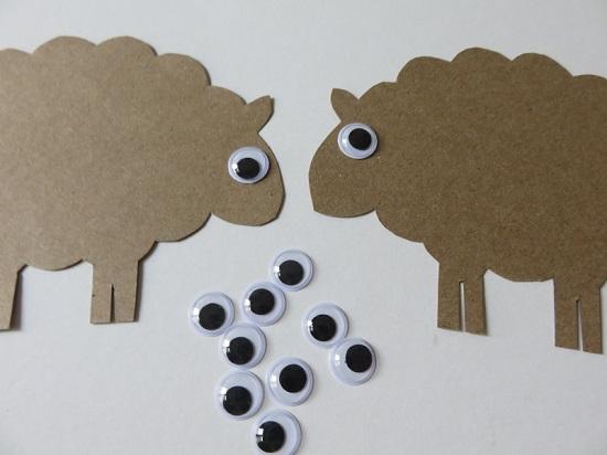 3.Des moutons dans la déco