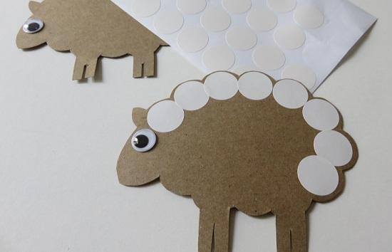 4.Des moutons dans la déco