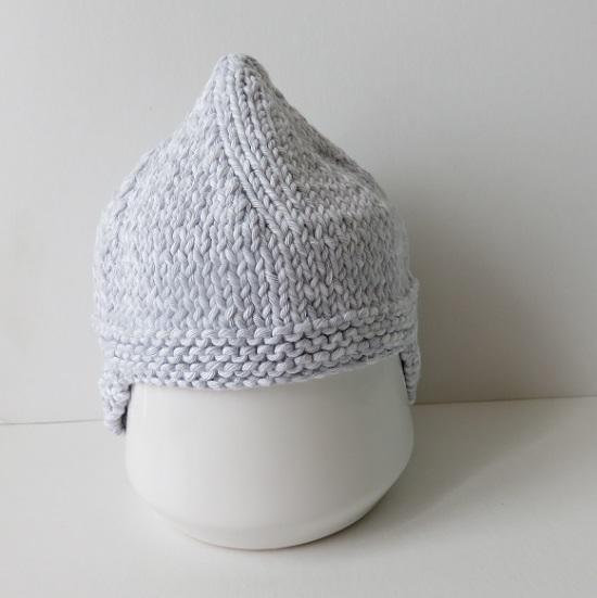 11.Duo de bonnets pour bébé