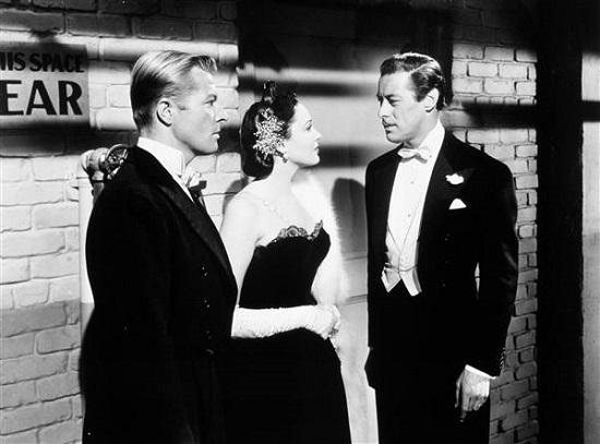 Kurt Kreuger, Linda Darnell, Rex Harrison