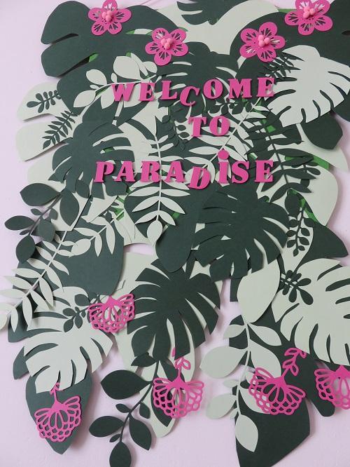 11.Paradis tropical
