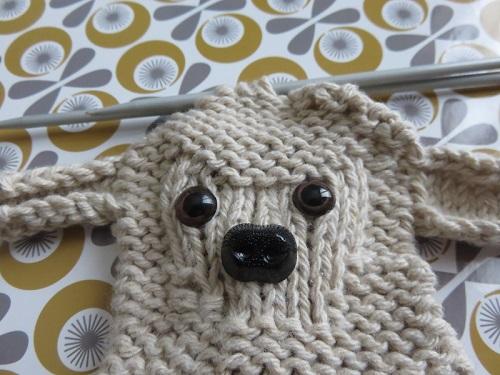 5.Doudou mouton