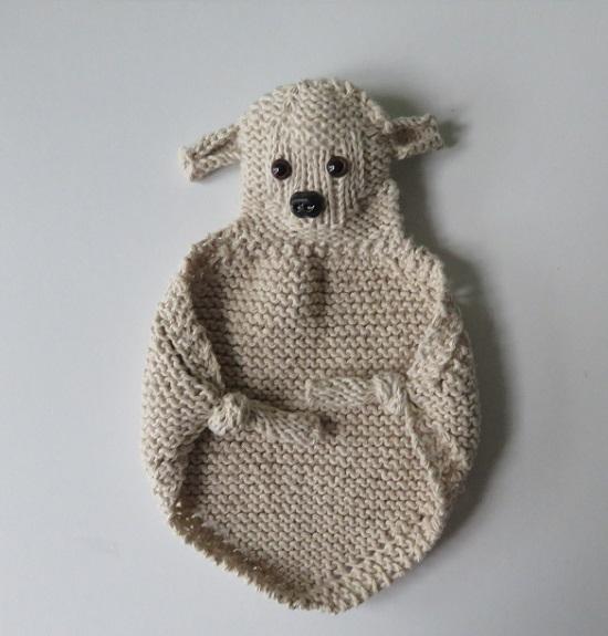 8.Doudou mouton