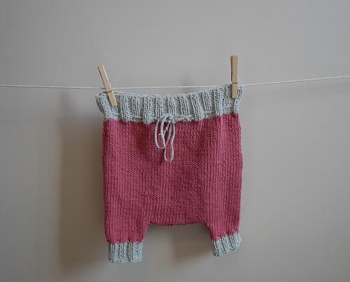 9.pantalon tricoté