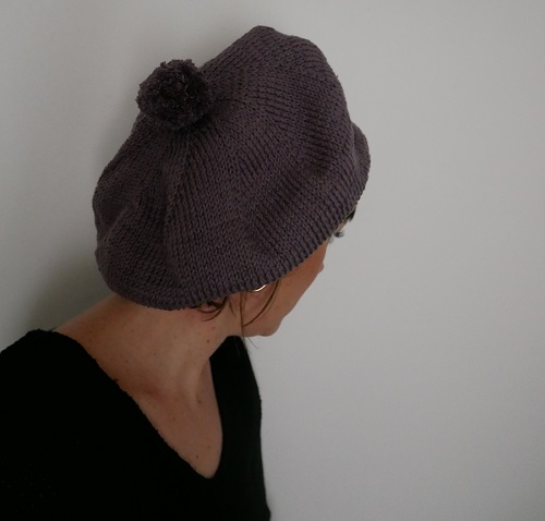 12.BERET SLOUCHY