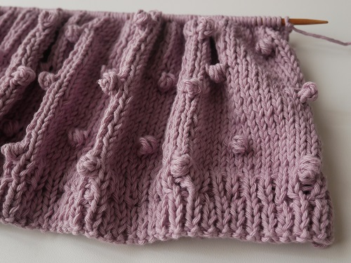 Bloomers fille au tricot 0