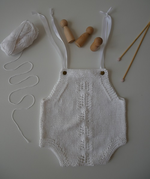 7.tricot combi ete baby girl