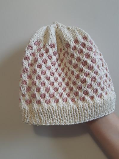 Tuto bonnet myrtille 13