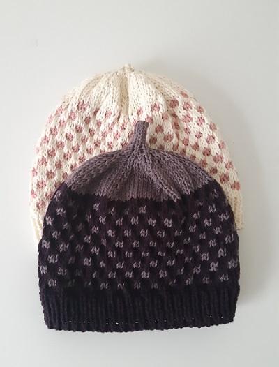 Tuto bonnet myrtille 6