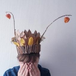 couronne automne diy 13