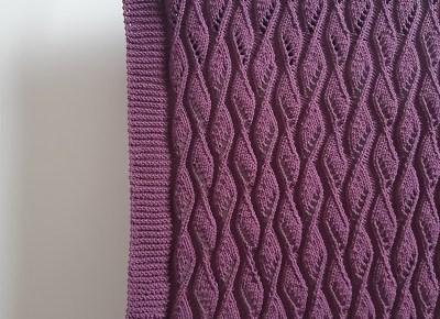 coverture tricot PRIMAVERA 5