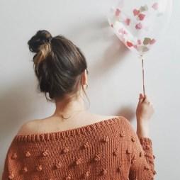 sabrina sweater rouille 0