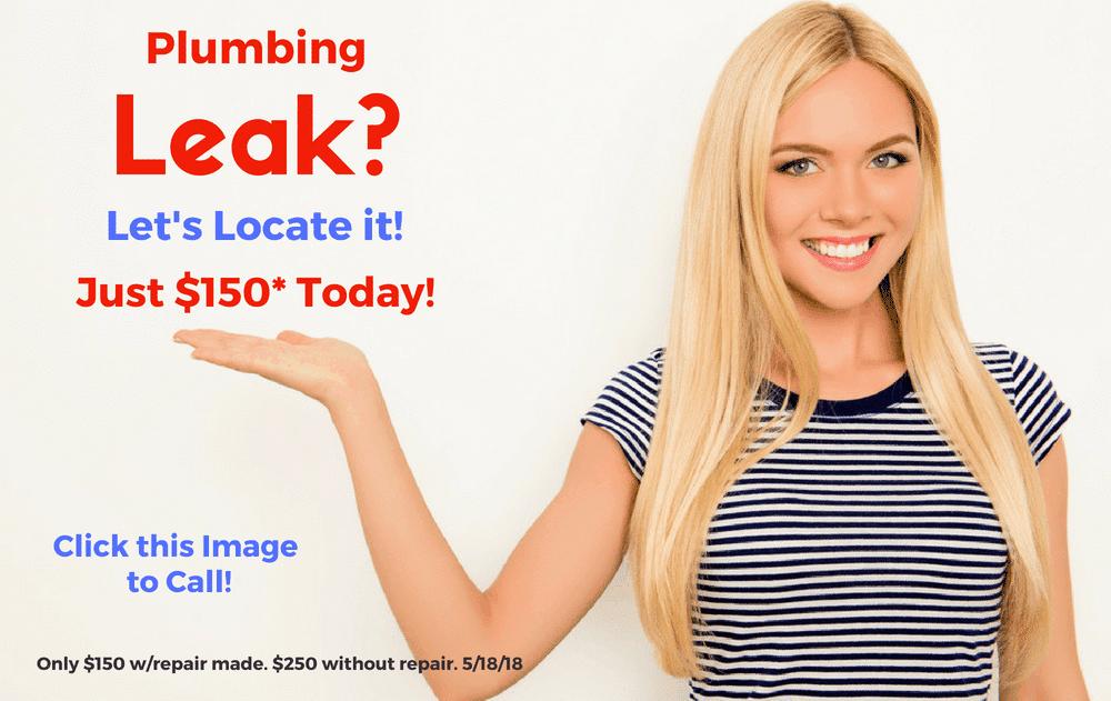 Slab Leak Repair: Get Accurate Leak Detection | All Masters