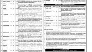 NTS Sample Papers of Dispenser Lady Warder Junior Clerk Nursing