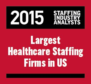 SIA logo for Largest Healthcare Staffing Firms in US