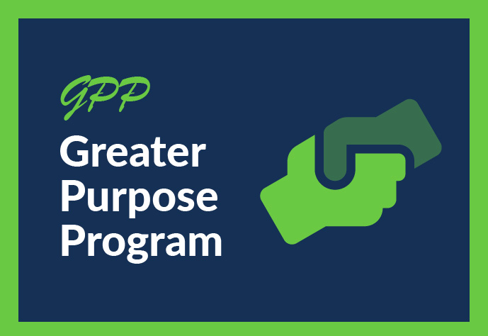 Greater Purpose Program Logo