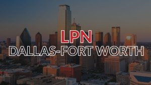 LPN jobs in DFW