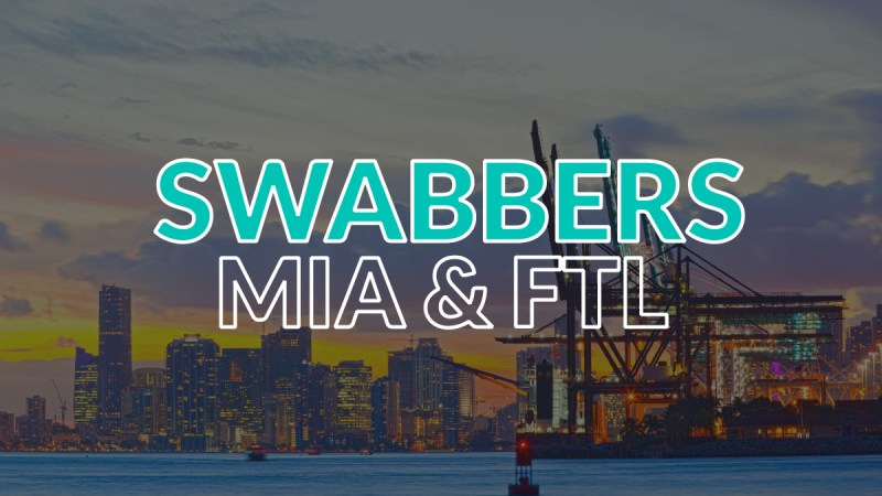 Swabber Jobs Miami and Fort Lauderdale