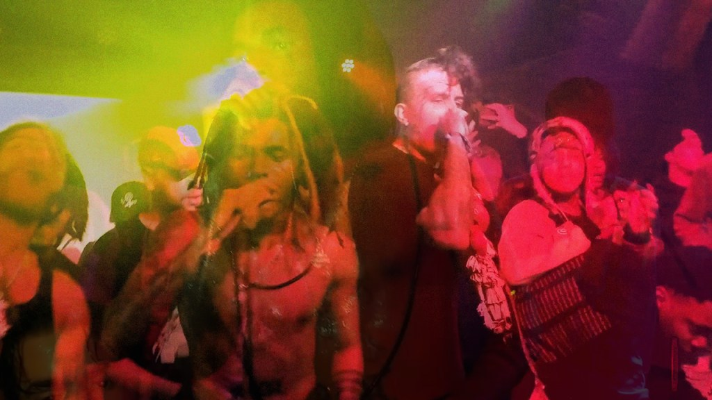 City Morgue in Brooklyn: Punk is Alive