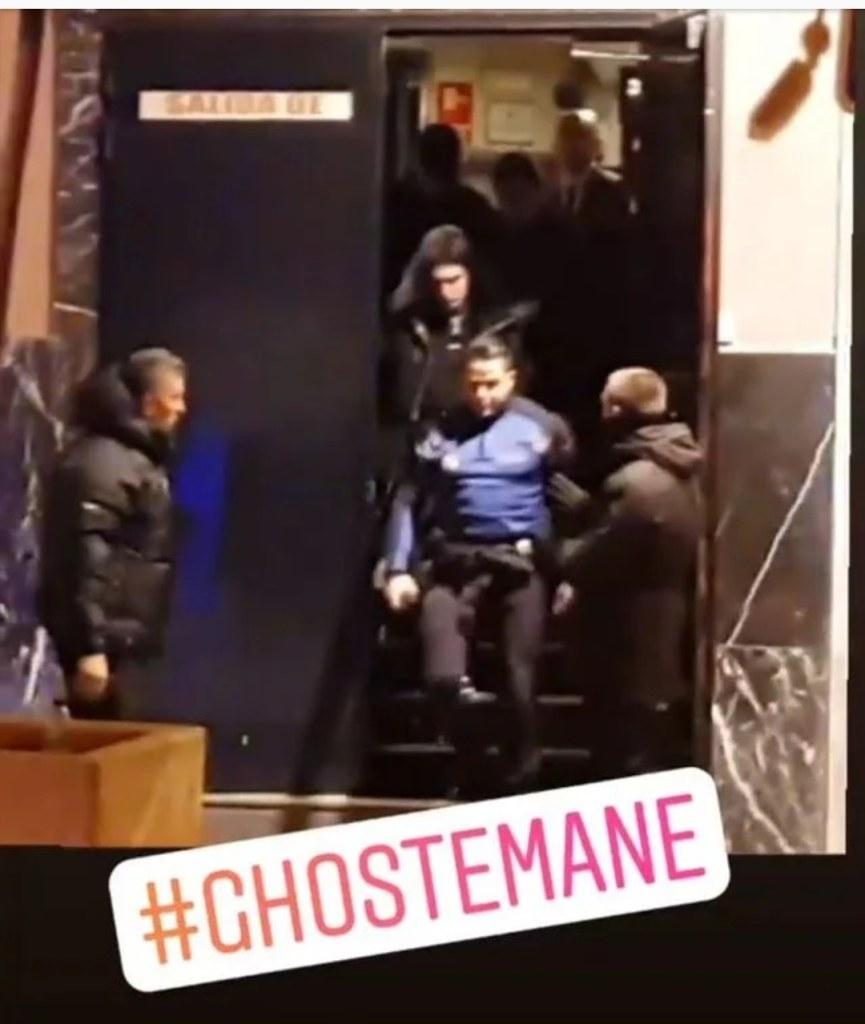 Ghostemane Arrested in Madrid