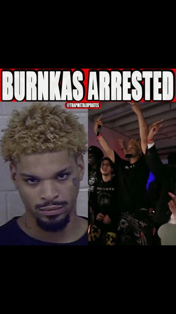 New York Rapper Burnkas Arrested in Missouri