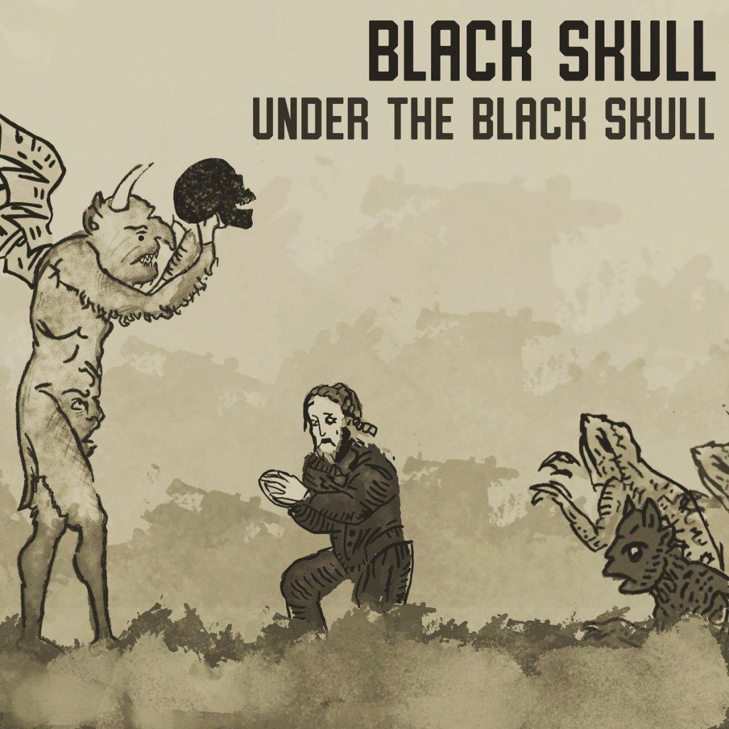 UNDER THE BLACK SKULL