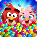 Angry Birds POP Bubble Shooter Mod 3.34.0 Apk [Unlimited Money]