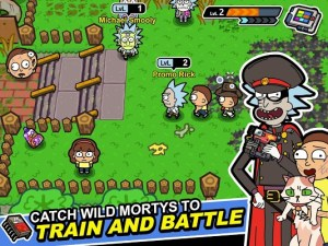 Pocket Mortys Mod 2.5.20 Apk [Infinite Money] 1