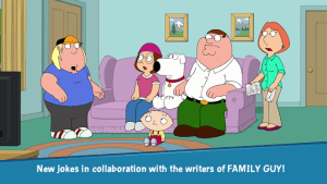 Family Guy The Quest for Stuff Mod 1.79.0 Apk [Free Shopping] 1