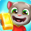 Talking Tom Gold Run Mod 2.9.7.135 Apk [Unlimited Money]