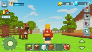 World Craft Building Mod 1.5 Apk [Mod Money] 1