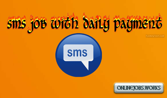 SMS job without investment WIN FREE 1000 talk Time